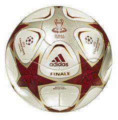 Balon de la final de champions Roma 2008