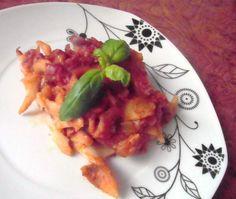 Budincă de paste cu legume Risotto, Waffles, Paste, Tacos, Mexican, Breakfast, Ethnic Recipes, Food, Celery