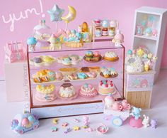"738 Likes, 11 Comments - @lady_rainiipupp on Instagram: ""✨New✨Re-ment Little Twin stars Them ""Bakery up on the clouds""! Super CUTE!! #rement…"""