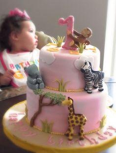 Girls Safari Birthday! - B. Lovely Events