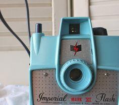 Imperial Mark XII Flash Camera