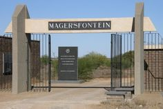 The Battle of Magersfontein was fought on 11 December at Magersfontein near Kimberley on the borders of the Cape Colony and . Cape Colony, Diamond City, Our Country, My Land, African History, Trek, South Africa, Battle, Outdoor Structures