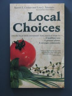 Find Local Choices Food Options