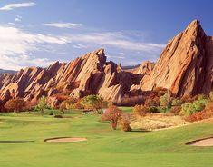 Golf in Colorado. Yes.
