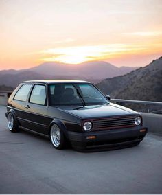 Volkswagen – One Stop Classic Car News & Tips Scirocco Volkswagen, Volkswagen Golf Mk1, Volkswagen Beetles, Golf Mk3, Off Road Golf Cart, Passat B4, Vw Motorsport, Cb 750 Cafe Racer, Golf Photography
