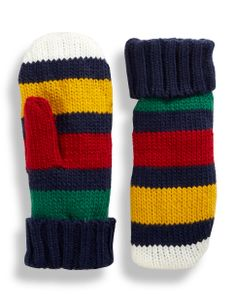 Striped Mittens | Hudson's Bay