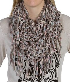Buckle. Deer Park Town Center 847/438-6432 (Olive & Pique Infinity Scarf)
