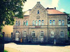 Das Postamt  #freyburg #momentaufnahme #altstadt