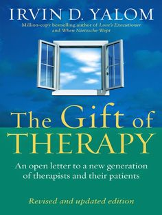 Free eBook The Gift Of Therapy: An open letter to a new generation of therapists and their patients: Reflections on Being a Therapist Author Irvin Yalom Psychology Programs, Psychology Student, Psychology Books, Got Books, Books To Read, Music And The Brain, Child Psychotherapy, It Pdf, Ebooks Pdf