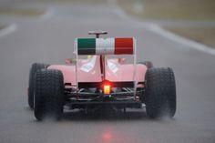 Don't worry, you'll like, it's a Ferrari! - Formula 1