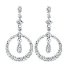 0.15 CARAT TW DIAMOND EARRINGS from Michael Hill $179