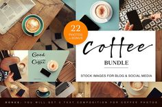 Coffee bundle/ Images for Blogs By StudioPhoto