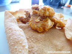 Frango com Molho Tikka Masala Patak's e Pappadums • Cozinha Indiana - http://gostinhos.com/frango-com-molho-tikka-masala-pataks-e-pappadums-%e2%80%a2-cozinha-indiana/