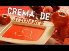 ¿Cómo preparar Crema de Jitomate? - Haz que cada comida sea especial para tu familia, por ejemplo, decora con un corazón una rica Crema de Jitomate. Descubre cómo en esta receta de #CocinaFresca.  Todos los ingredientes para preparar esta receta los encontrarás en nuestro #MartesDeFrescura.   #CocinaFresca es presentada por Walmart ¡Suscríbete!