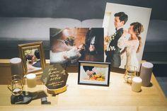 Space Wedding, Diy Wedding, Wedding Reception, Wedding Photos, Wedding Things, Happy Weding, Wedding Photo Table, Wedding Welcome Board, Photo Displays