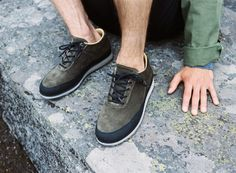 Introducing… Tarvas Footwear
