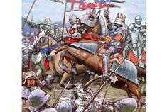 Peter Bull Art Studio is the place for commercial illustration. Asian History, British History, Natural History, Strange History, History Facts, Historical Women, Historical Photos, Battle Of Bosworth Field, King Henry Viii