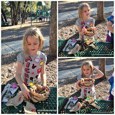 My girl learns to make a nest. http://www.astarinmyownuniverse.com/2013/11/27/wordless-wednesday-73-nesting/