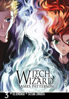 """Read """"Witch & Wizard: The Manga, Vol. by James Patterson available from Rakuten Kobo. Although Whit and Wisty's magic and their control over it have matured, they still find themselves helpless to prevent T. Anime Toon, Manga Anime, Albert Park, Michael Trevino, Secret Life Of Pets, James Patterson, Light Novel, Manga Comics, Motto"""