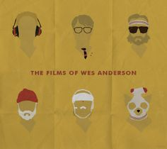 Yes, I have a thing for Wes Anderson. But who doesn't?