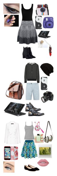 """BH6"" by racheljohnson1226 ❤ liked on Polyvore featuring Zimmermann, County Of Milan, Twenty, Opening Ceremony, Fujifilm, Maria Francesca Pepe, Mehron, Ted Baker, T By Alexander Wang and Converse"