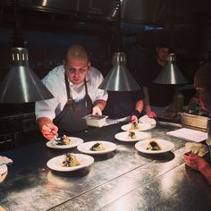 Giacomo Pasquini and The Life Of a Chef