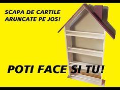 Casuta organizator jucarii si carti tip montessori | Mobilier copii - YouTube Montessori, Bookcase, Face, Youtube, Home Decor, Homemade Home Decor, Book Shelves, The Face, Interior Design