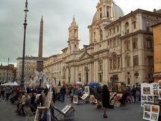 Vatican City · Kenton de Jong Travel - Street http://kentondejong.com/blog/vatican-city