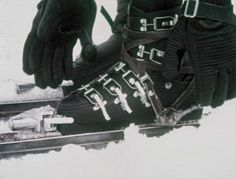 LANGE BOOTS/LOOK NEVADA BINDINGS & LONG THONGS ...... Been there,done that !