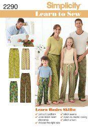 Sewing Pajamas at Home - Pajama Sewing Patterns