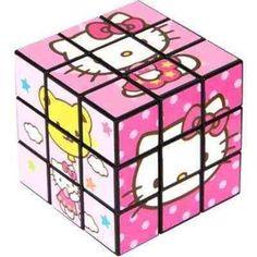 Various Cartoon Disney Cube Puzzles.