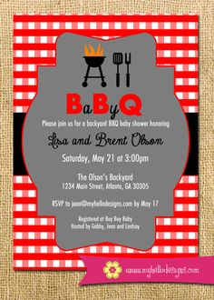 printable bbq invitation backyard bbq shower invite diy birthday baby shower invitation party grill