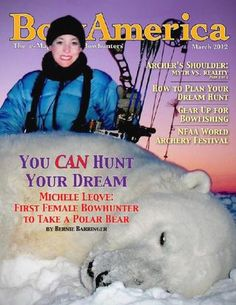 THIS MAKES ME SICK!!!    Check out the March 2012 issue of Bow America on Dream Hunts!