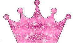 Risultati immagini per moldes de coronas de princesas