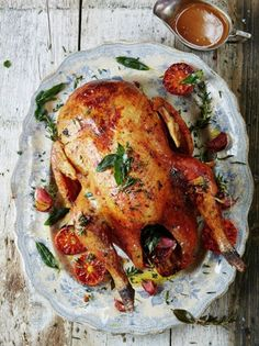 This really is the best Christmas turkey recipe; the pork and apricot stuffing is delicious and your turkey will be perfectly succulent and delicious. Christmas Turkey, Thanksgiving Turkey, Christmas Lunch Ideas, Thanksgiving Desserts, Christmas Dinner Recipes Turkey, Christmas Recipes Dinner Main Courses, Christmas Dinners, Thanksgiving Prayer, Thanksgiving Outfit