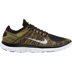 fe698e59729e Nike Men s Free 4.0 Flyknit Running Shoes