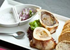 Learn about bone marrow in the kitchen and how it is cooked for a delicious appetizer.