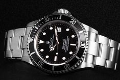 Advance to undreamt-of depths with the big brother of the Submariner. With the stunning Rolex Sea-Dweller (Ref. 16600) you can dive down to 1220 metres. Buy Rolex, Rolex Models, Sea Dweller, Luxury Watch Brands, Rolex Watches, Brother, Big, Stuff To Buy, Accessories