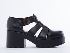 Vagabond Dioon 901 in Black at Solestruck.com