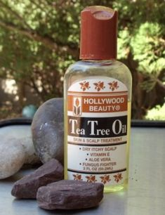 Best Beauty Oil - Tea Tree- for ingrown hairs. Vitamin E oil gor scars. Many more uses for oils.
