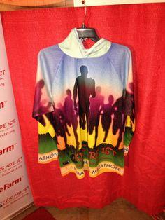 asics la marathon shirt