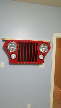 jeep decorations for halloween