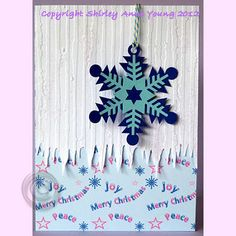 Shirley's Cards: SVG