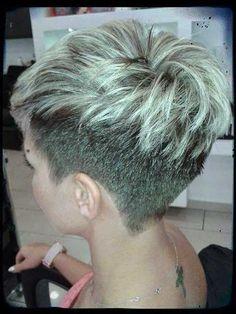 Precioso Rubio Corto Peinados para Damas Elegantes //  #corto #damas #Elegantes #para #Peinados #Precioso #Rubio