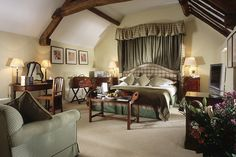 Calcot Manor, Cotswold England - English Country House Hotel & Spa