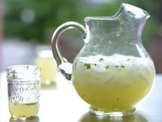 Learn how to make lemonade so you can skip the store bought stuff along with the sugar, chemicals and preservatives.