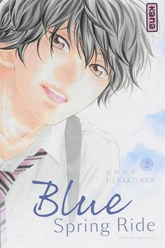 Blue spring ride #02 / IO SAKISAKA - Même s'il a changé de nom, Futaba a retrouvé au lycée son premier amour, Kô (Tanaka). Et si ce dernier possède un caractère plus fort qu'avant et paraît un peu froid, la jeune fille prend conscience qu'elle a envie de mieux le connaître, tout comme elle prend peu à peu conscience que c'est grâce aux vérités qu'il lui balance qu'elle parvient à changer petit à petit. Une nouvelle année scolaire débute pour notre héroïne, bien décidée à tenter de s'imposer.