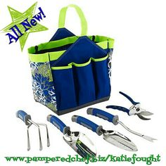 New Summer Gardening Tote & Tools!