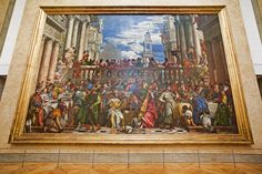' The Wedding at Cana ' by Paolo Veronese
