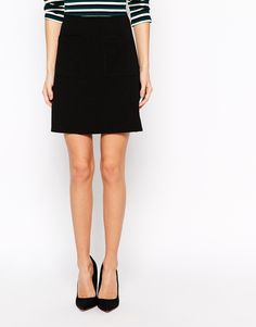 ASOS A Line Skirt